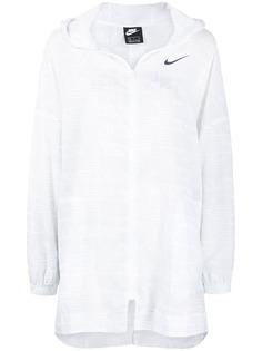 Nike прозрачная куртка