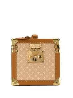 Louis Vuitton чемодан с логотипом