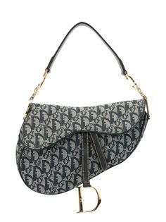 Christian Dior сумка на плечо с узором Trotter