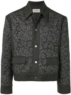 Necessity Sense куртка Nicholas с кружевными вставками