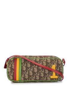 Christian Dior маленькая сумка Trotter Rasta 2004-го года