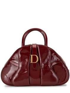 Christian Dior сумка Saddle Bowler