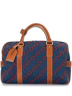 Louis Vuitton сумка Carryall 2006-го года с принтом