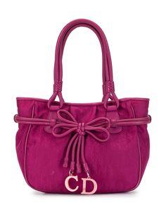 Christian Dior сумка 2007-го года с монограммой