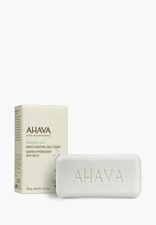 Мыло Ahava Deadsea Salt на основе соли мертвого моря 100 гр