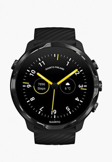 Часы Suunto SUUNTO 7 BLACK LIME