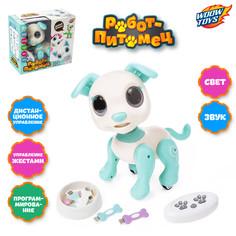 Робот-питомец радиоуправляемый, интерактивный Woow Toys