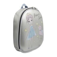 Школьные ранцы, рюкзаки, сумки Рюкзак детский Silwerhof 830871 серый/перламутровый