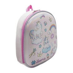 Школьные ранцы, рюкзаки, сумки Рюкзак детский Silwerhof 830869 розовый/перламутровый