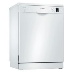 Посудомоечная машина BOSCH SMS25FW10R, полноразмерная, белая