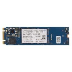 SSD накопитель INTEL Optane MEMPEK1W016GAXT 16Гб, M.2 2280, PCI-E [mempek1w016gaxt 957790]