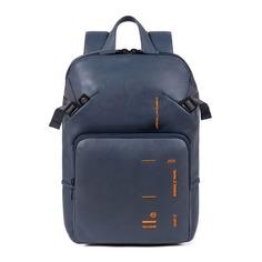 Рюкзак мужской Piquadro Kyoto CA4923S106/BLU синий натур.кожа