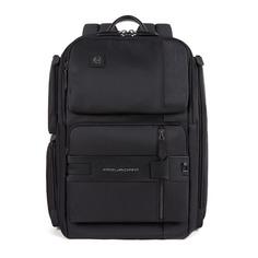 Рюкзак мужской Piquadro Tokyo CA4915S107/N черный натур.кожа