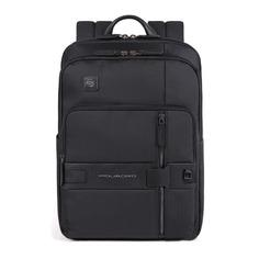Рюкзак мужской Piquadro Tokyo CA4918S107/N черный натур.кожа
