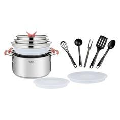 Набор посуды TEFAL Opti Space 2100115982, 13 предметов