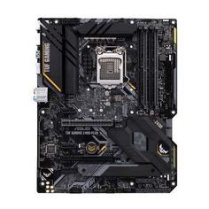 Материнская плата ASUS TUF GAMING Z490-PLUS, LGA 1200, Intel Z490, ATX, Ret