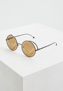 Очки солнцезащитные Fendi FF 0343/S 807