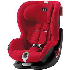 Автокресло Britax Romer King II LS Black Series 9-18 кг Fire Red