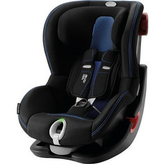 Автокресло Britax Romer King II LS Black Series 9-18 кг Cool Flow - Blue