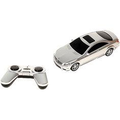"""Радиоуправляемая машина Rastar """"Mercedes CL63 AMG"""" 1:24, серебряная"""