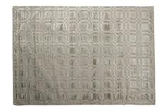 Ковер maroc rainy day (garda decor) серый 160x1 см.