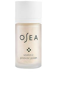 Скраб vitamin c probiotic face polish - OSEA