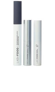Набор для макияжа lash + brow - Lashfood