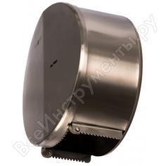 Диспенсер для туалетной бумаги из нержавеющей стали nofer industrial evo матовый 05046.s