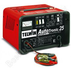 Зарядное устройство telwin autotronic 25 boost 12v/24v 807540