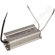 Пылевлагозащищенный блок питания для светодиодной ленты 60w 12v ip66 gauss 202023060