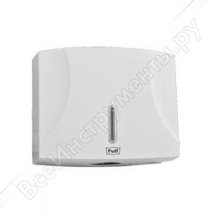 Диспенсер для бумажных полотенец puff 5125, белый, abs-пластик 1402.985