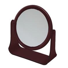 Dewal, Зеркало настольное в янтарной оправе