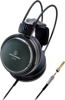 Накладные наушники Audio-Technica
