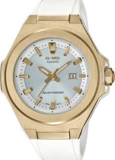 Японские женские часы в коллекции Baby-G Женские часы Casio MSG-S500G-7AER