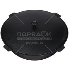 Казан чугунный Камская посуда к121, 12 л