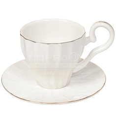Сервиз чайный из керамики, 12 предметов, 200 мл, Y6-2297 I.K