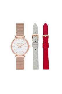 Наручные часы и 2 ремешка MichaelKors