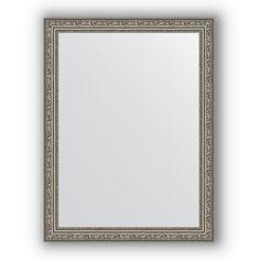 Зеркало 64х84 см виньетка состаренное серебро Evoform Definite BY 3168