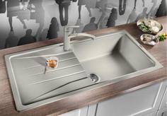 Кухонная мойка Blanco Sona XL 6S Жемчужный 519695