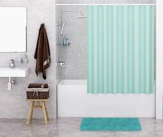 Штора для ванной комнаты WasserKRAFT Oder SC-30301