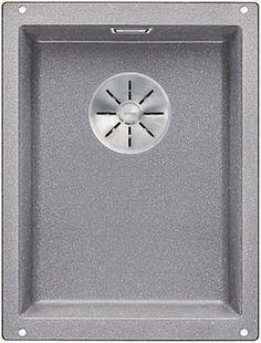 Кухонная мойка Blanco Subline 320-U InFino алюметаллик 523408