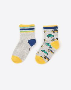 Комплект носков для мальчика 2 пары Gloria Jeans