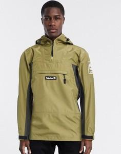 Водонепроницаемая куртка Timberland-Зеленый