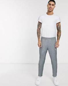 Серыемеланжевые штаныPumaEvostripe-Серый
