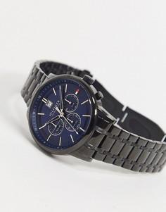 Наручные часы Tommy Hilfiger 1791633 Kyle-Черный