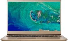 Ноутбук Acer Swift 3 SF315-52-55UA (золотистый)