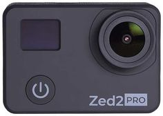 Экшн-камера AC Robin Zed2 Pro (серебристый)