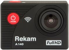 Экшн-камера Rekam A140 (черный)