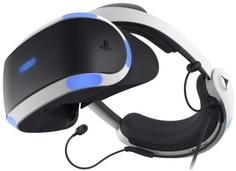 Шлем виртуальной реальности PlayStation VR MK4 Mega Pack2 с PlayStation Camera и 5 играми (белый)