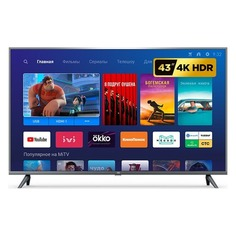"Телевизоры Телевизор XIAOMI Mi TV 4S 43, 43"", Ultra HD 4K"